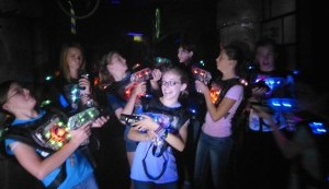 Boulder Laser Tag Group Events
